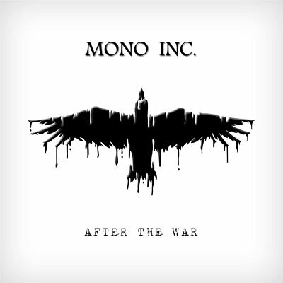 MONO INC. After The War LIMITED CD+DVD Digipack 2012