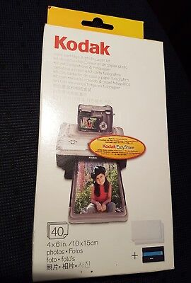 Kodak Easy Share PH 40 Fotopapier & Farbpatrone