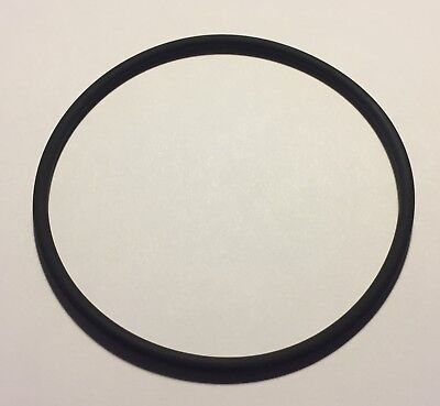 4.50 X 1.50 75Fkm Black Viton O-Ring Ohs005 High Temp Chemical Resistant Orings
