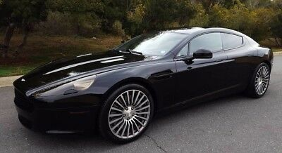 2011 Aston Martin Rapide Base Sedan 4-Door 2011 ASTON MARTIN RAPIDE*V12*AUTO*BANG&OLUFSEN*CLEAN CARFAX*$0 DOWN/ $1113 MONTH