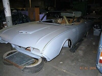 1961 Ford Thunderbird  '61 Thunderbird convertible project