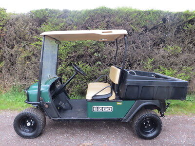 Ezgo St400 Electric Utility Vehicle Year 2011, 1466 Hours (Pil3456)