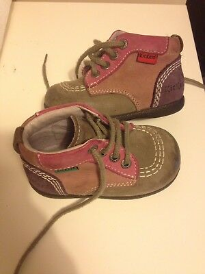 Kickers Taille 19 Fille