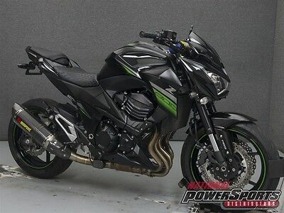 Kawasaki ZR800 Z800 W/ABS  2016 Kawasaki ZR800 Z800 W/ABS Used FREE SHIPPING OVER $5000