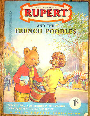 Rupert Adventure Series. Number 25.