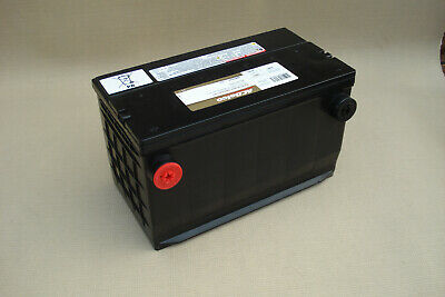 Batterie GM - 79PG - ACDelco Cadillac STS DTS  DeVille Express Hummer H1 H2