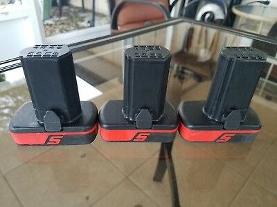 Snap On 7.2 14.4 Volt Microlithium Battery #ctb8172 In Great Shape!