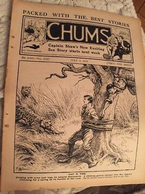 1913 Old Chum Magazine (3)