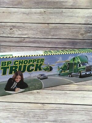 1998 BP Gas & Oil Chopper Truck 2nd in Series Advertising Collectors Piece