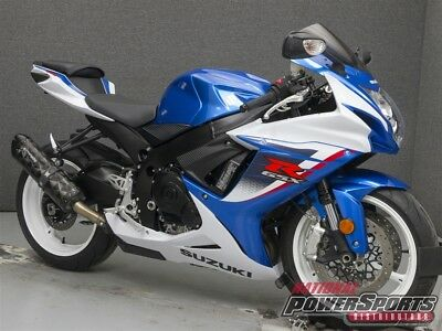 Suzuki GSXR600  2013 Suzuki GSXR600 Used FREE SHIPPING OVER $5000