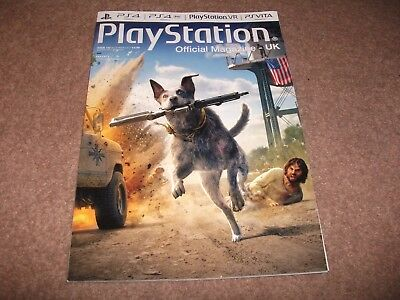 Official Playstation Magazine Uk Issue 142 December 2017 - Mint Condition