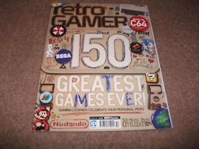 Retro Gamer Issue 150 - Excellent Condition Magazine