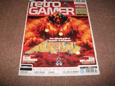 Retro Gamer Issue 80 - Excellent Condition Magazine