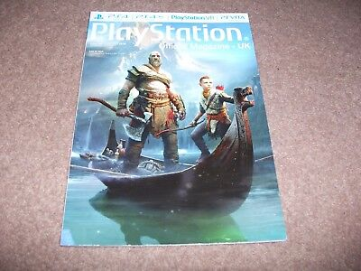 Official Playstation Magazine Uk Issue 140 October 2017 - Mint Condition