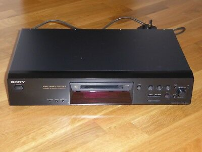 Sony MDS-JE480 Mini Disc Player