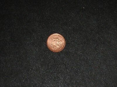 1998 Gambia 1 Butut Coin  - Uncirculated - See Pictures