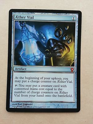 1 FOIL Aether Vial From Vault FTV EDH Commander Modern MTG Magic the Gathering