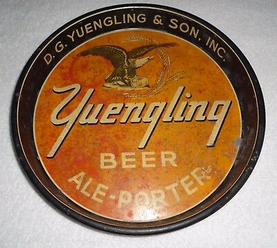 Vintage Yuengling Beer Ale Porter Tray
