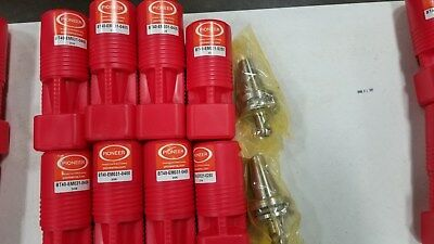 Pioneer BT 40 Tool Holders (lot of 31 pcs.) - Various Sizes New!