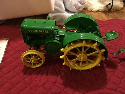 John Deere B 1948 Tractor Knife Franklin Mint ~ With Case ~ Great Gift