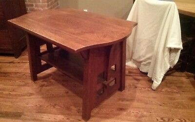 limbert turtle top table #153