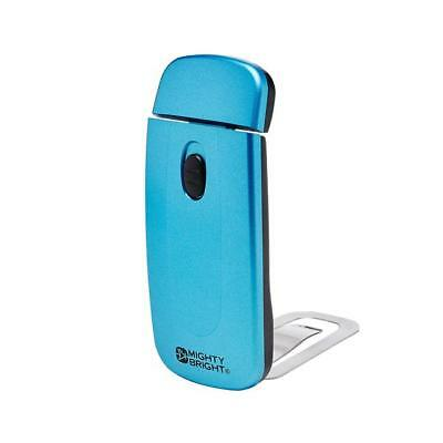 New Mighty Bright Ultrathin Led Book Light Blue Accessory