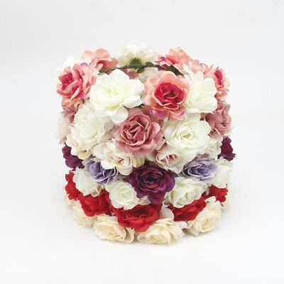 Flower Headband Wreath Crown Floral Garlands Hair bands Wedding Girl  Bridemaid