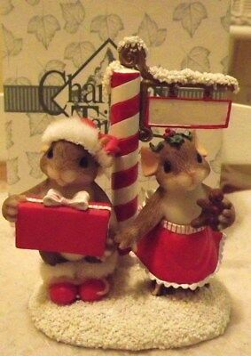 Charming Tails Happy Holidays From Us To You Item: 87/147