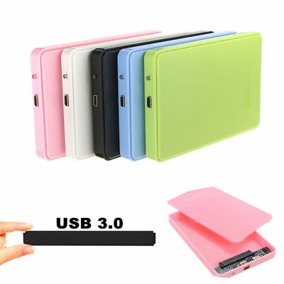USB 3.0 Hi-Speed External Hard Drives Portable Laotop Hard Disk Case 2.5 Inches