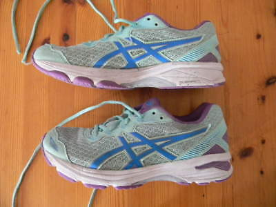Asics Gel Gt-1000 Running Shoes Kids Size Us 6 Excellent Condition