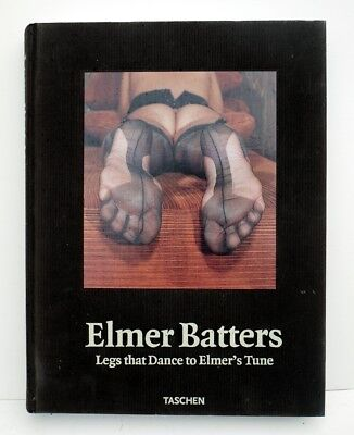 Legs that Dance to Elmer,s Tune  -  Elmer Batters