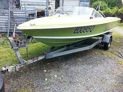 16 ft ski boat Savage Electra Speed  Boat only can deliver local Small fee