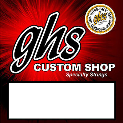 GHS Custom Irish Bouzouki strings Octave Set medium guage 11-38