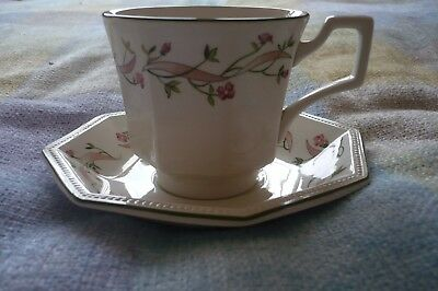 JOHNSON BROS. ETERNAL BEAU  Cup & Saucer set.