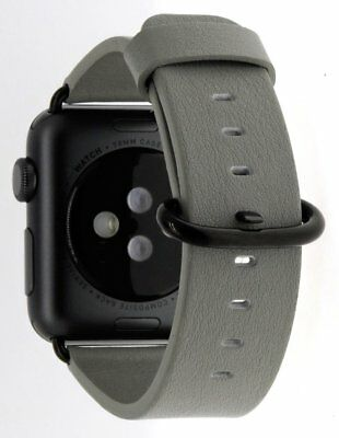 Watch Band For Apple Series 1/2/3 Sport Edition Replacement-42mm Grey/Space Grey