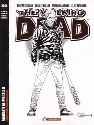 The Walking Dead 50 Variant Kirkman Signing Pack Limitata 1000 Copie Lucca 2017