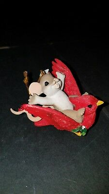 Christmas ornament Charming tails Mouse