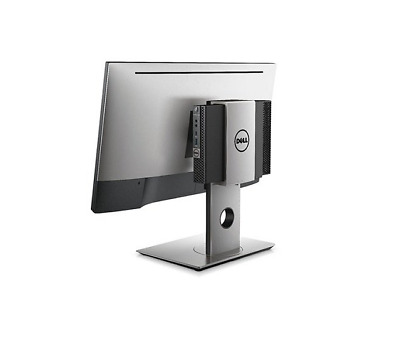 Dell Mfs18 Micro All-In-One Stand - Monitor/desktop Stand Silver For Optiplex