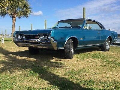 1967 Oldsmobile 442 Cutlass Supreme 442 Package 1967 Olds 442