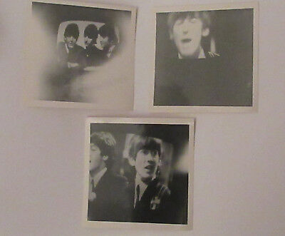 1960's Beatles amateur photographs taken at home from the TV