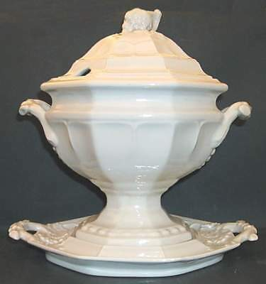 Red Cliff GRAPE Tureen & Underplate With Ladle 6994052