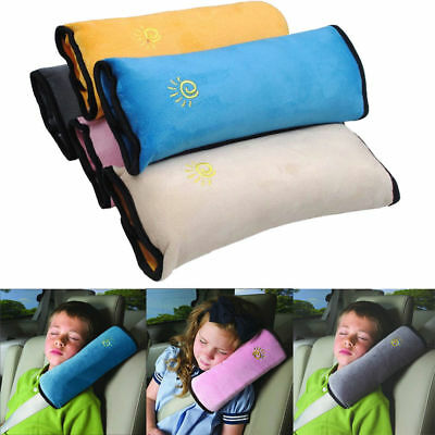 Baby Children Safety Strap Soft Kids Car Seat Belts Pillow Shoulder Protection