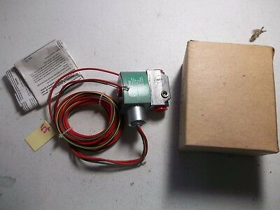 New In Box Asco Red Hat Solenoid Valve Eci-L8040H8 (191-3 )
