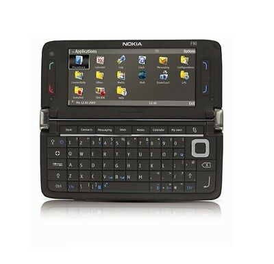 ☆☆☆ NOKIA E90 Communicator ☆ Handy Dummy Attrappe ☆ Not real mobile phone! ☆☆☆