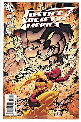 Justice Society Of America #11    * First Print *   Nm