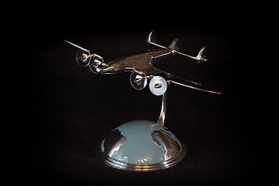 Lockheed Super Constellation Flugzeug Modell Authentic Models Autour Du Monde