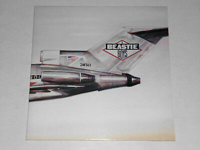 BEASTIE BOYS Licensed To Ill Album Vinyl LP Fight For Party Crafty Paul Brooklyn