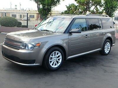 2014 Ford Flex SE 2014 Ford Flex SE Damaged Salvage Repairable Priced to Sell Nice Project MustSee