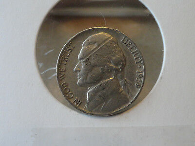1939 USA 5 Cents - Jefferson - United States Nickel