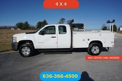 2011 Chevrolet 3500 service utility 4wd mechanics truck extended cab Used auto